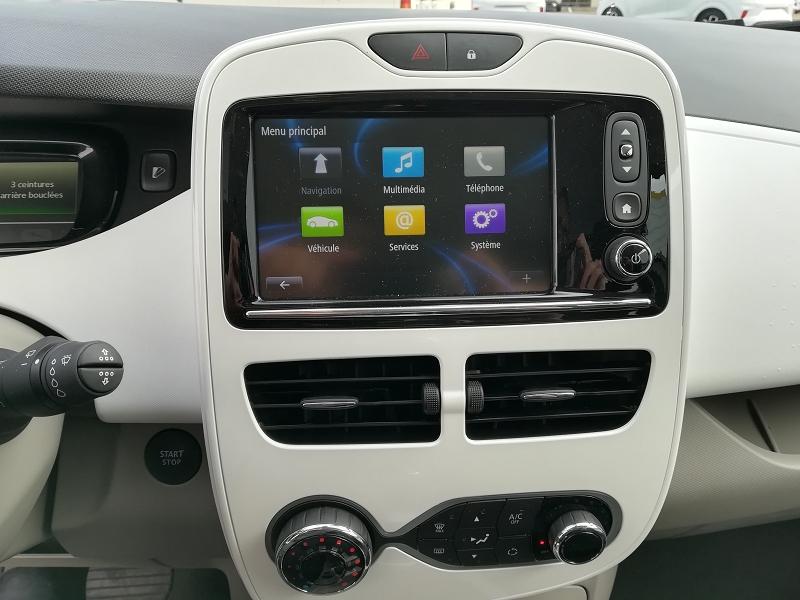 RENAULT ZOE SOCIETE  R90 PACK GPS