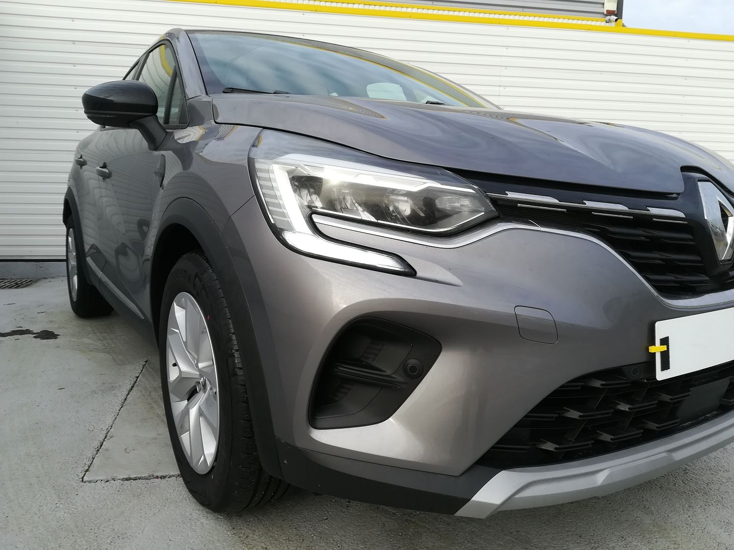 RENAULT CAPTUR II 1.5 BLUE DCI 115CH BUSINESS EDC