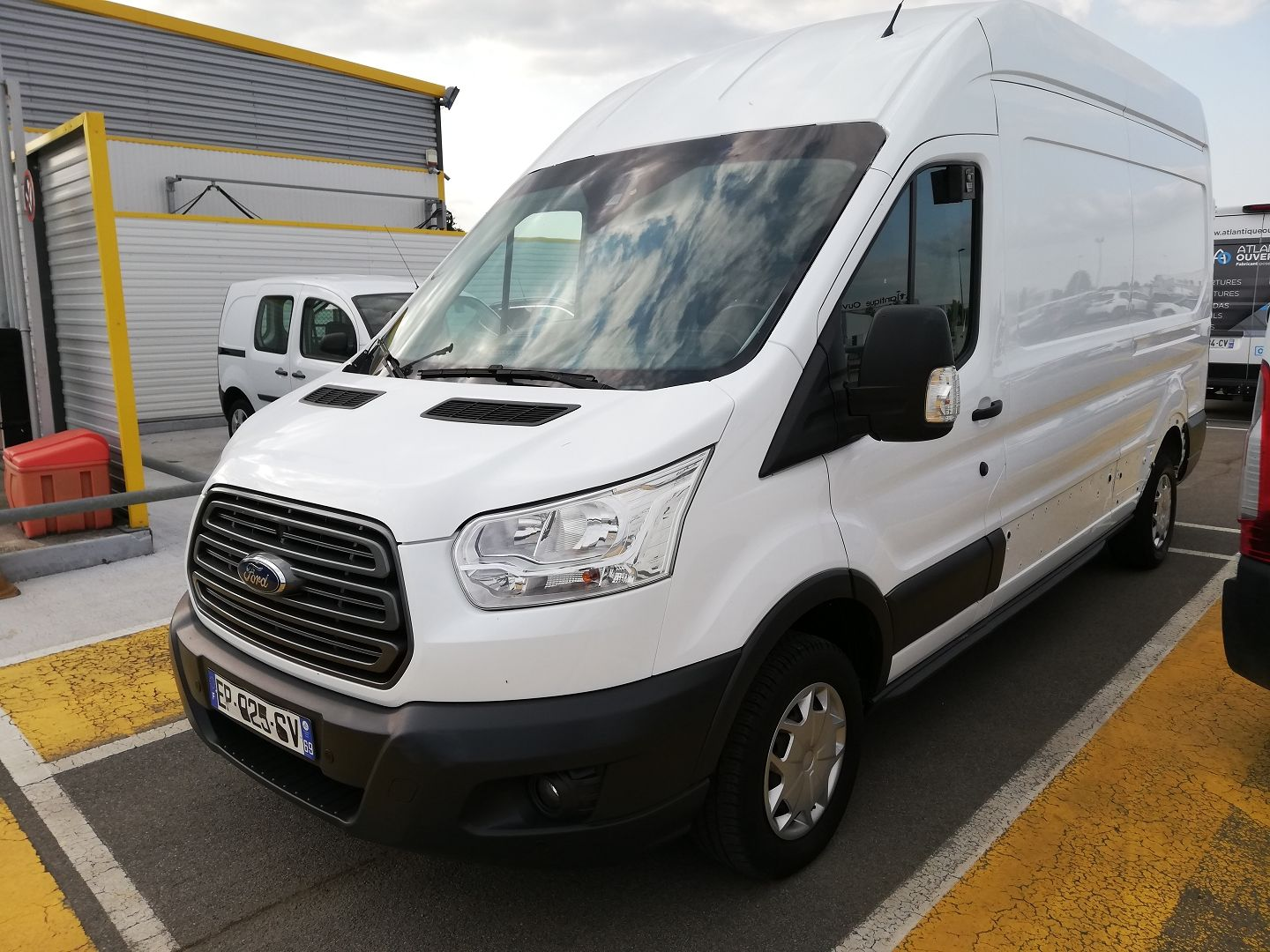 Achat utilitaire – FORD TRANSIT 2T FG 43309