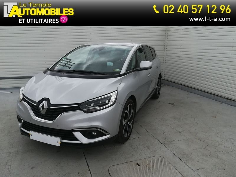 RENAULT GRAND SCENIC IV 1.3 TCE 140CH FAP BUSINESS INTENS 7 PLACES