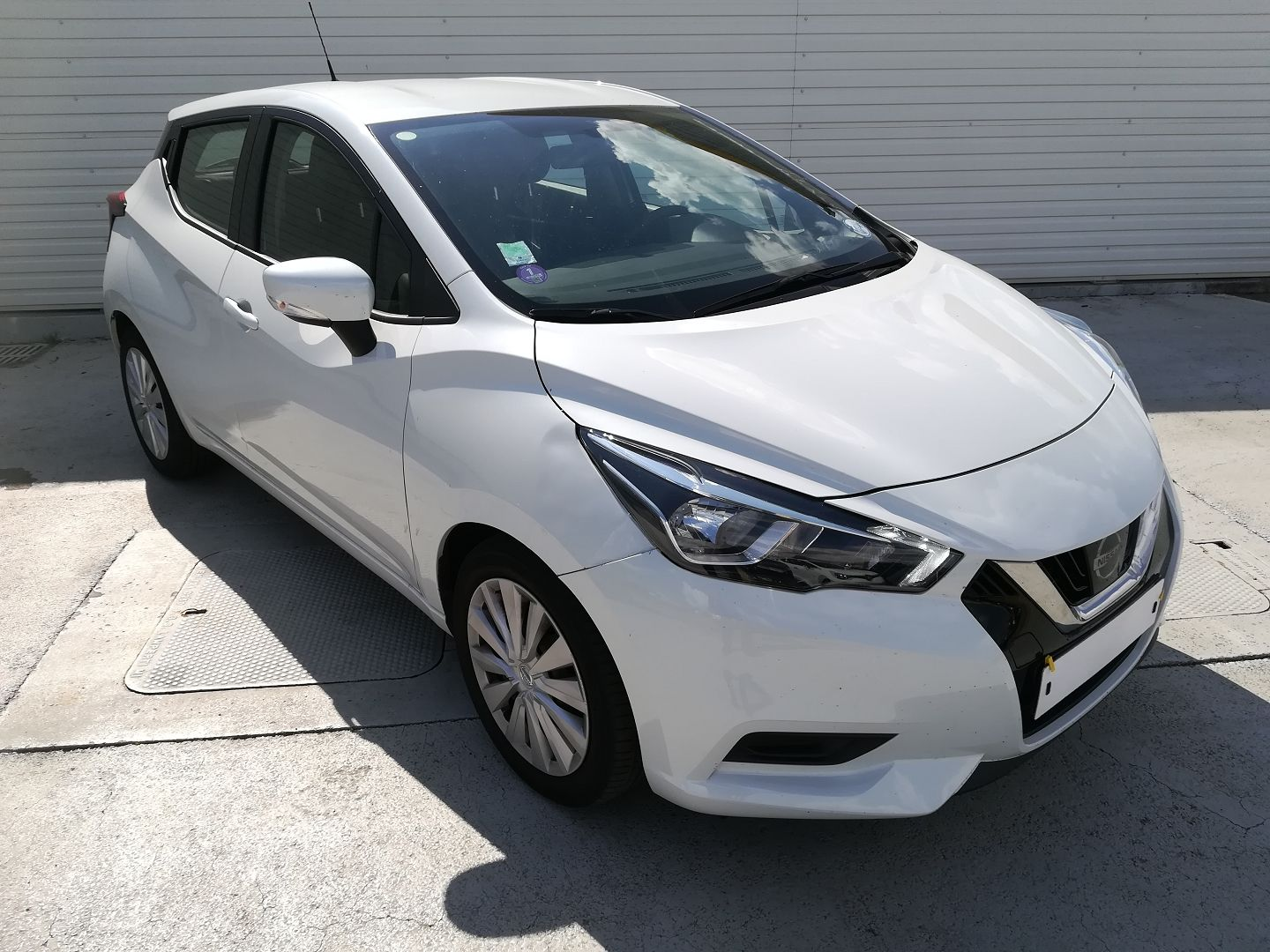 NISSAN MICRA 1.0 IG-T 100CH BUSINESS EDITION 2018