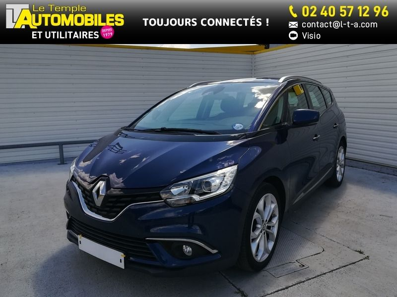 Achat voiture – RENAULT GRAND SCENIC IV 43978