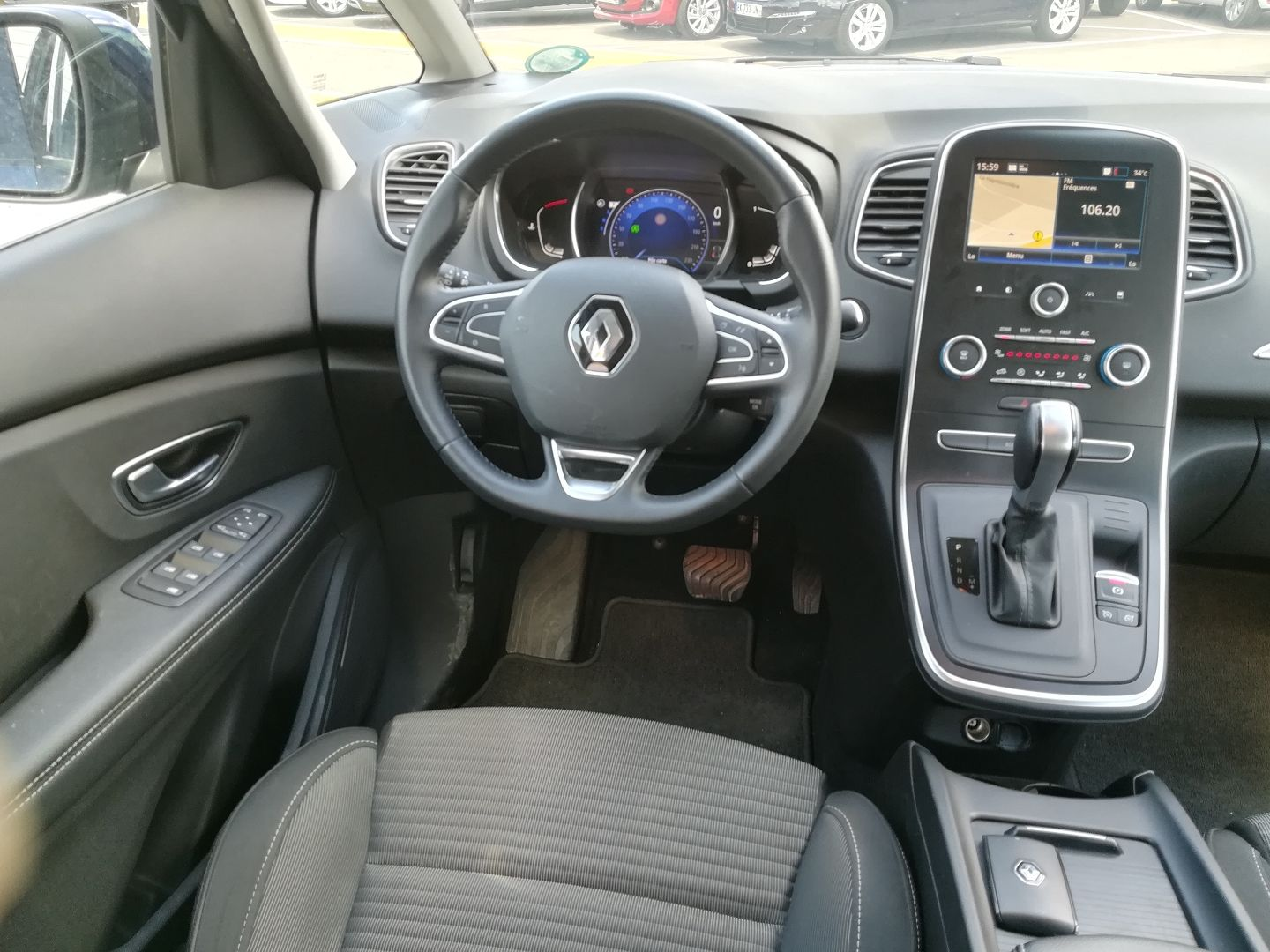RENAULT GRAND SCENIC IV 1.5 DCI 110CH ENERGY BUSINESS EDC 7 PLACES