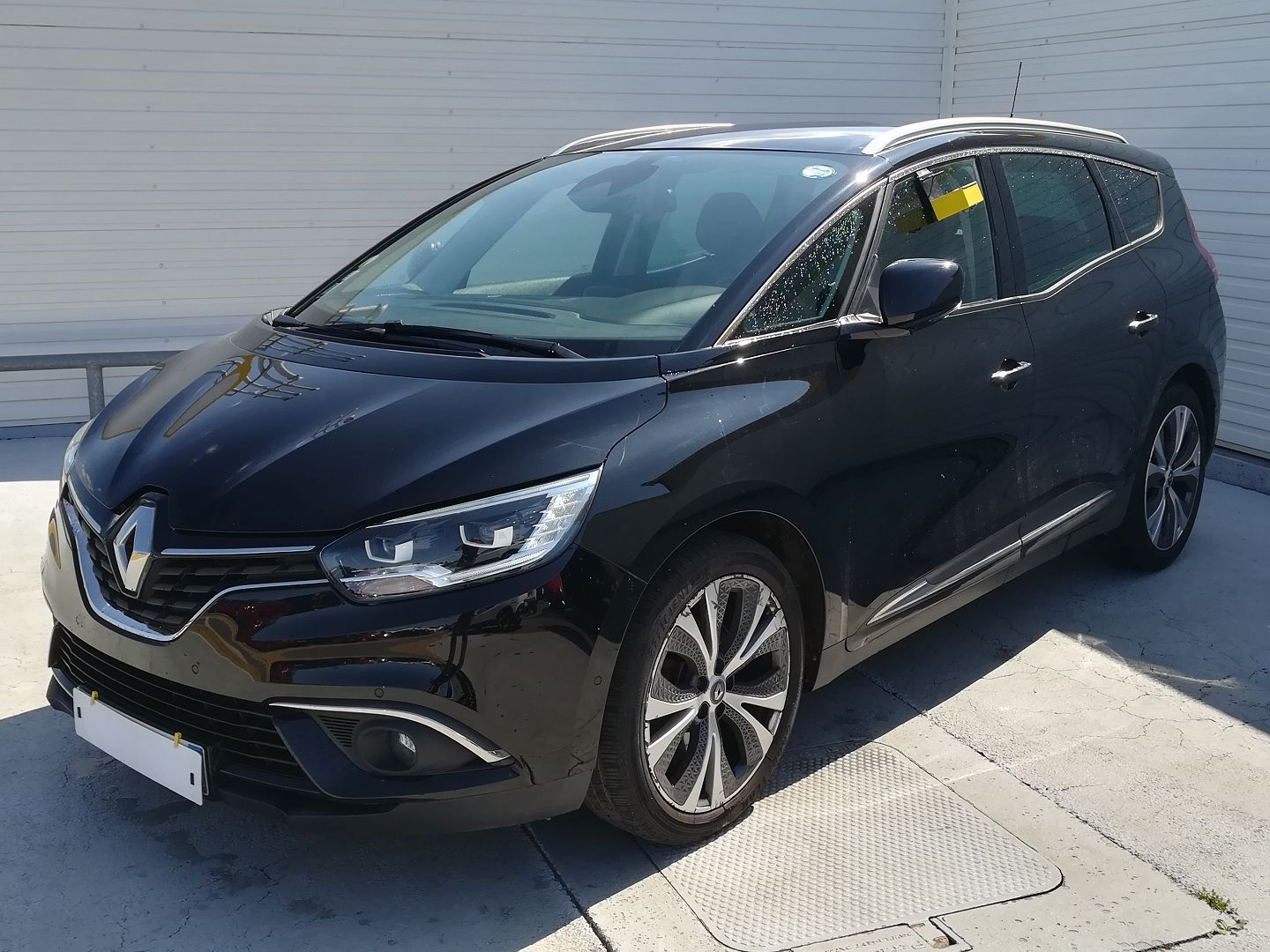 RENAULT GRAND SCENIC IV 1.5 DCI 110CH ENERGY INTENS EDC