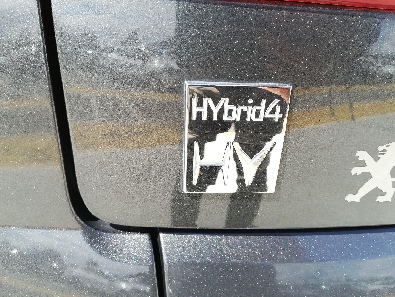 PEUGEOT 3008 HYBRID4 2.0 E-HDI FAP ETG6 + ELECTRIC 37CH