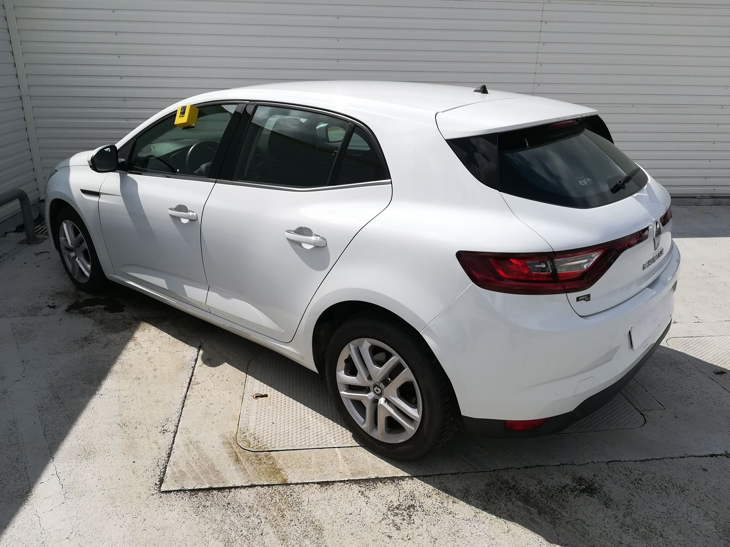 RENAULT MEGANE IV 1.5 DCI 110CH ENERGY BUSINESS
