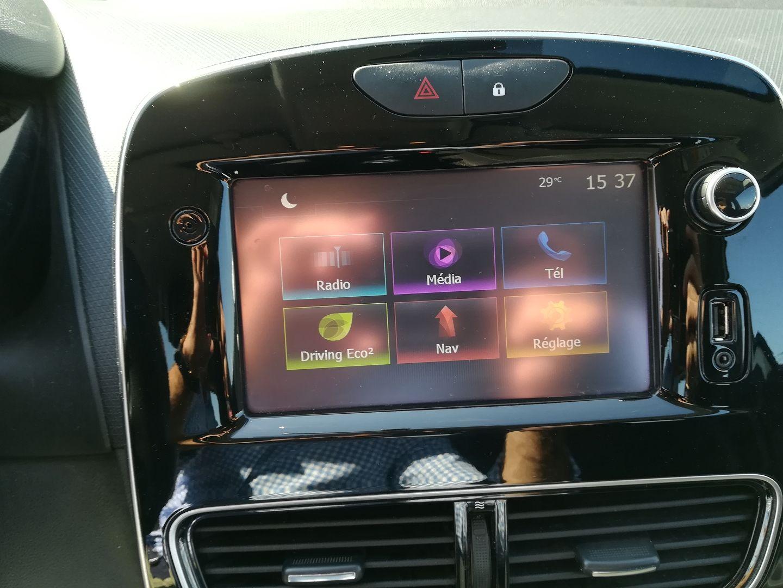 RENAULT CLIO IV STE 1.5 DCI 90CH ENERGY AIR MEDIANAV ECO² 82G
