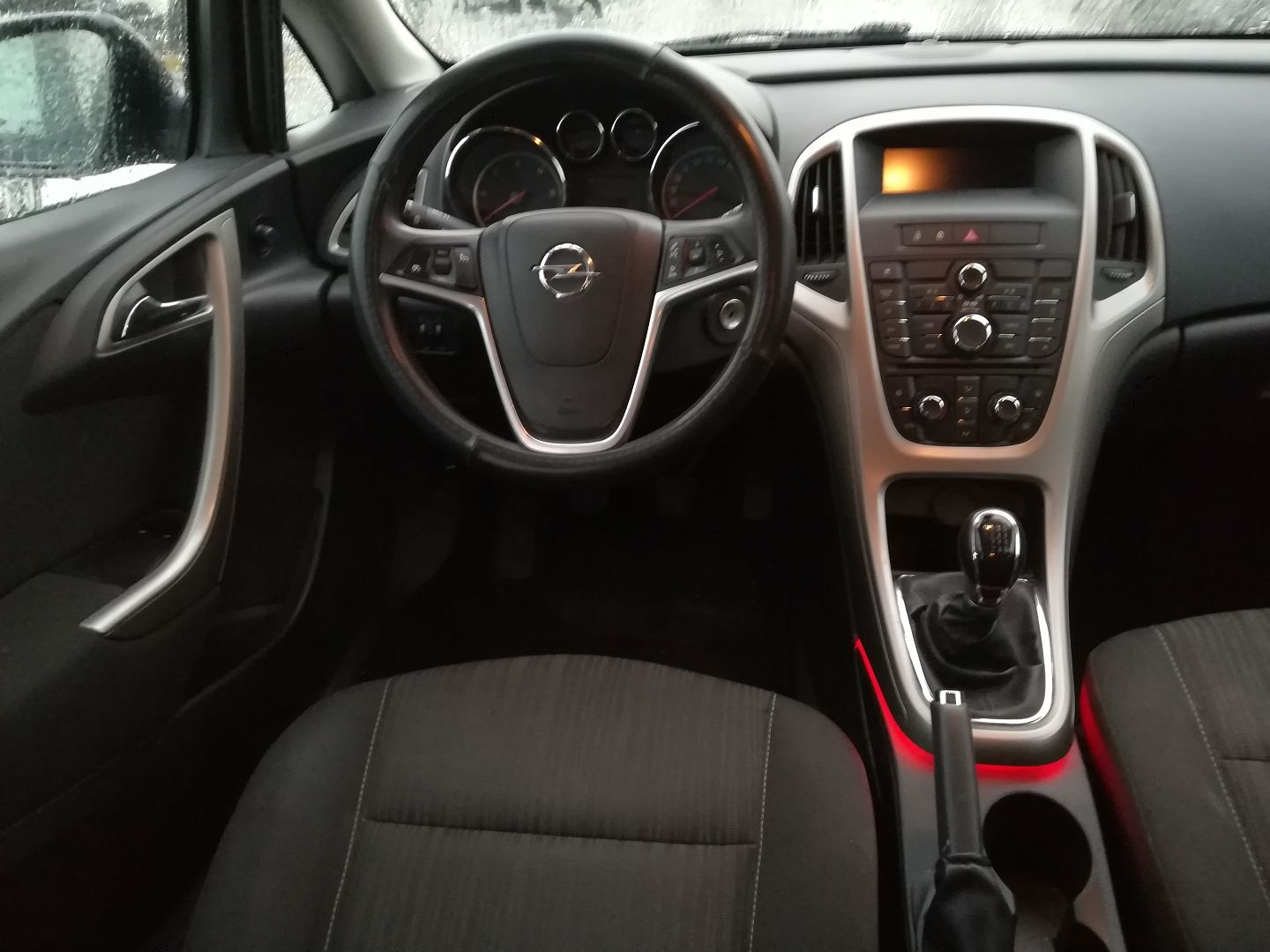 OPEL ASTRA SPORTS TOURER 1.7 CDTI110 FAP CONNECT PACK