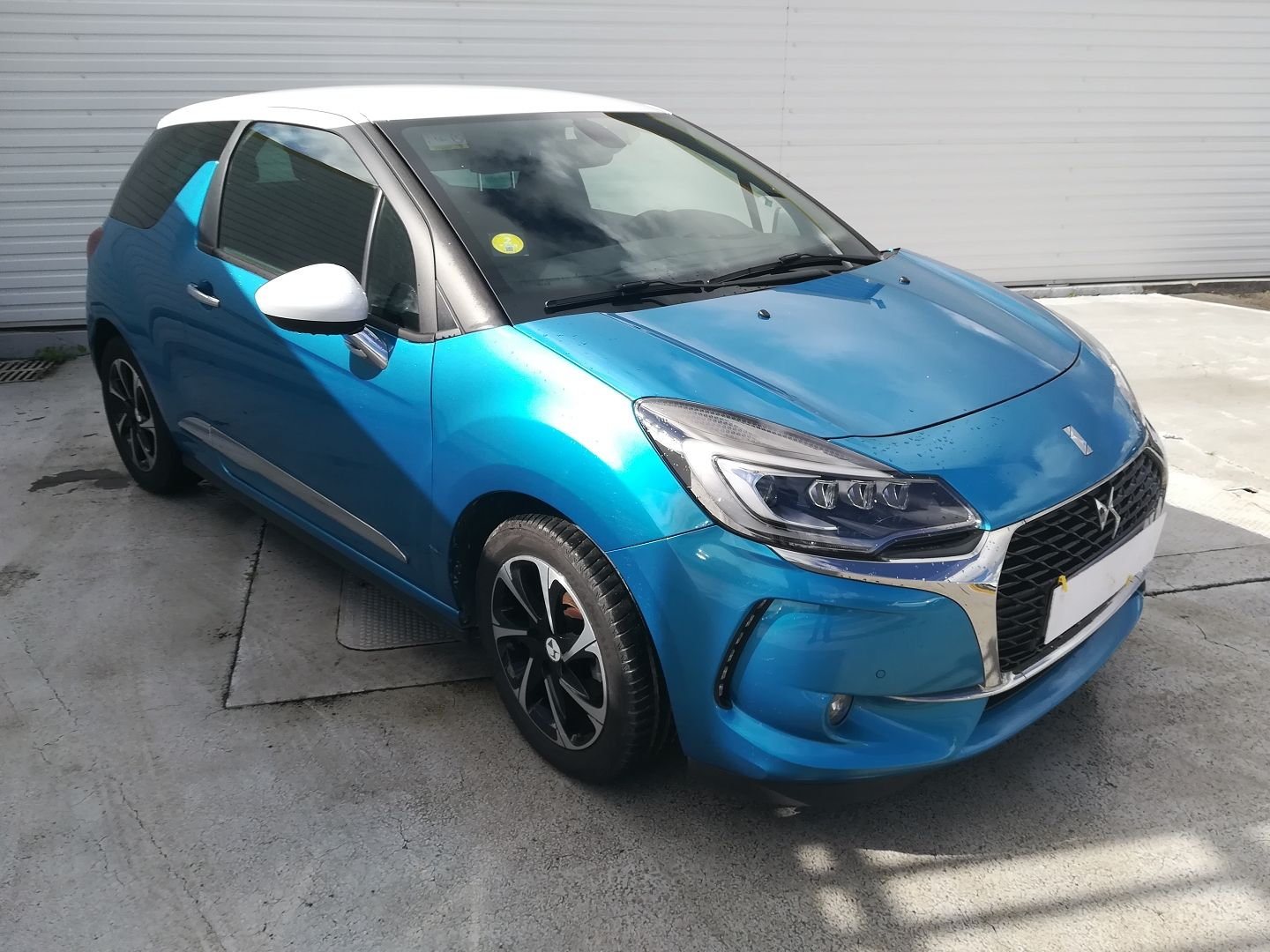 DS DS 3 BLUEHDI 100CH SO CHIC S&S