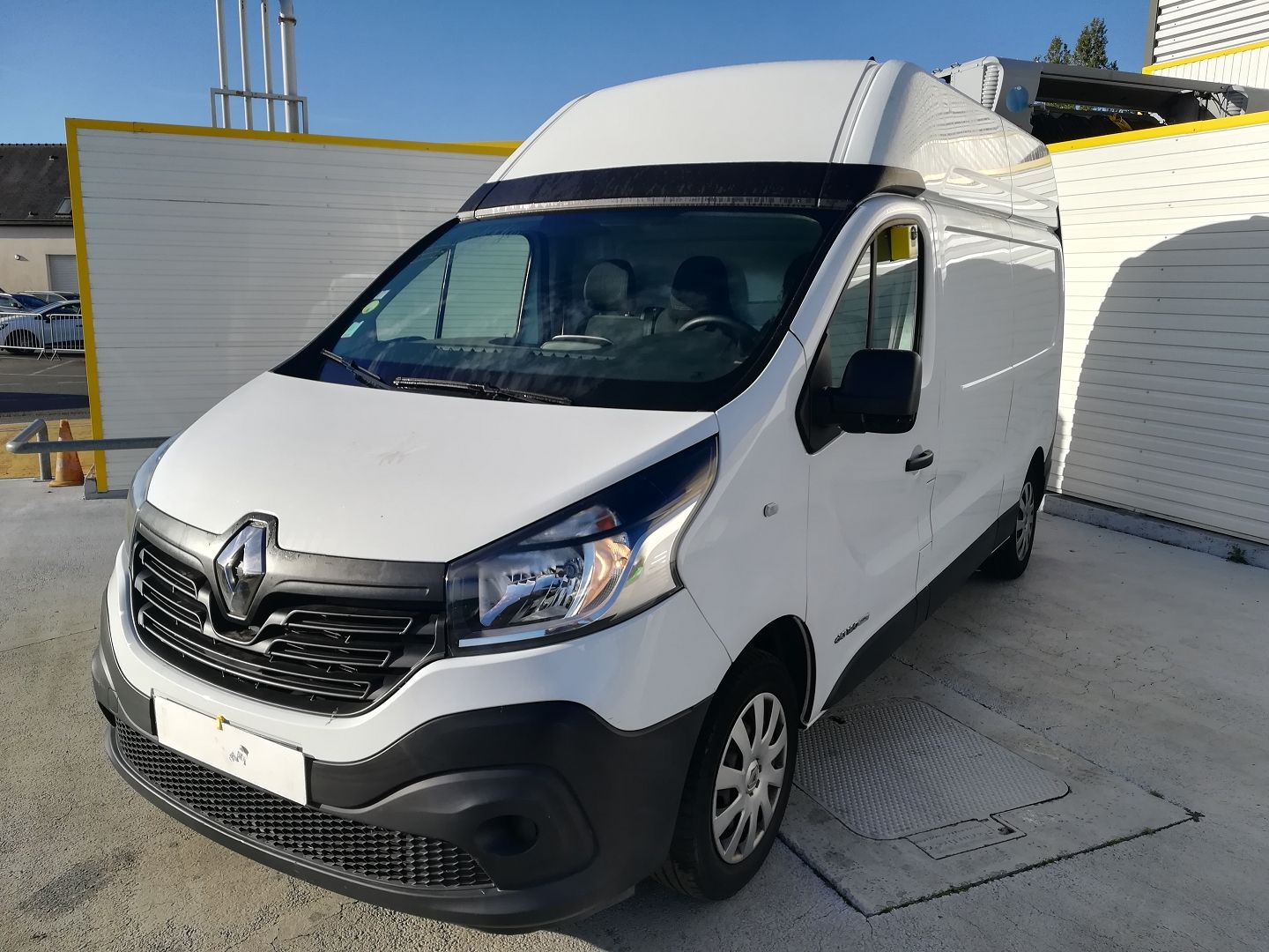 RENAULT TRAFIC III FG L2H2 1200 1.6 DCI 120CH ENERGY GRAND CONFORT