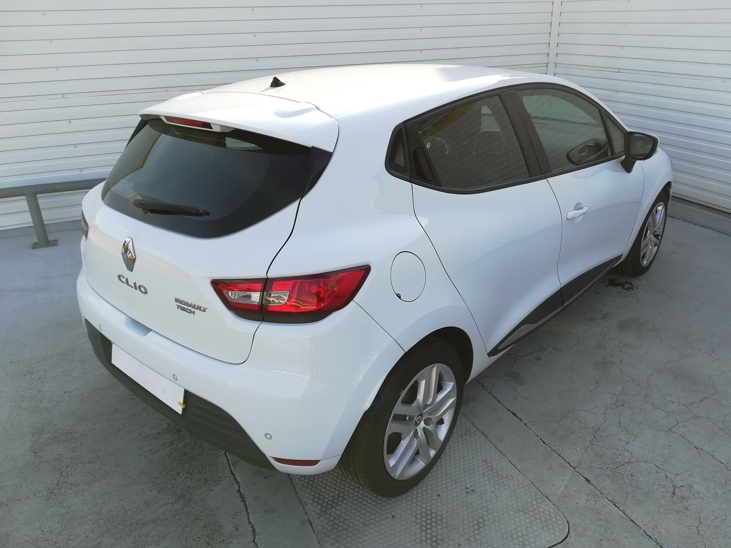 RENAULT CLIO IV STE 1.5 DCI 75CH ENERGY BUSINESS REVERSIBLE