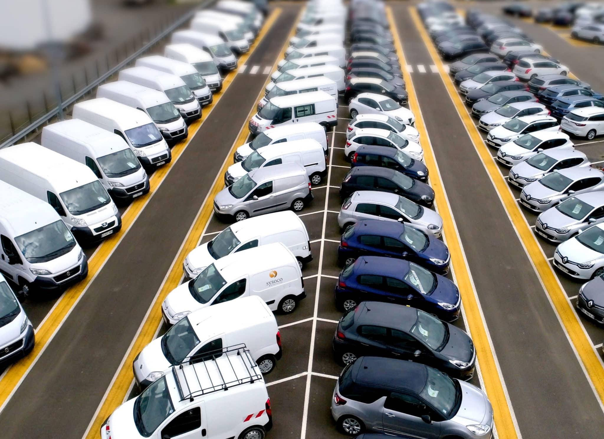 parc automobile concessionnaire nantes