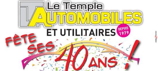 visuel Le temple automobile Vigneux de Bretagne fête ses 15 ans