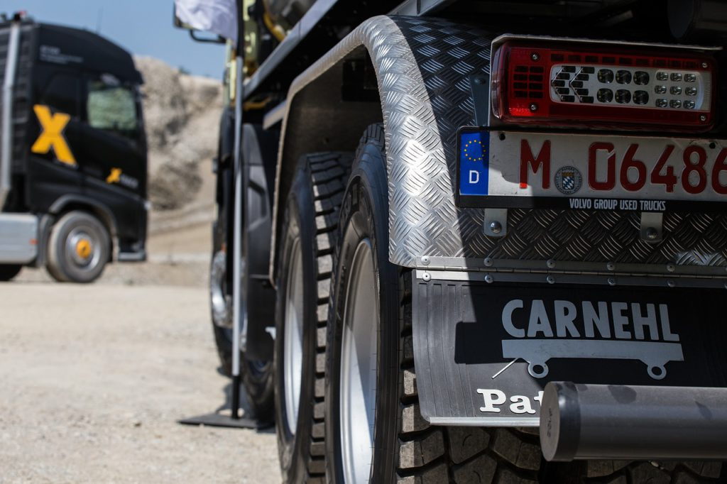 Camion utilitaire LTA